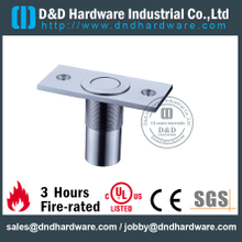 Brass Dust Proof Strike on Plate for Hollow Metal Doors with AB-DDDP004