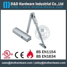 Aluminium Alloy Automatic D type Door Closer for Aluminum Door - DDDC-G30