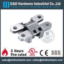 SS316 invisible Hinge for Wooden Door-28x118mm-CC04