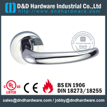 PSS316 classical crank solid lever handle for Sliding Door - DDSH099