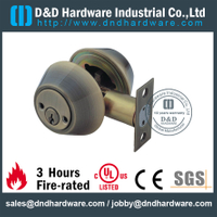 Stainless Steel Tubular Deadbolt Lock for Entry Single Door-DDLK007